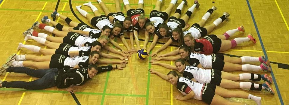 Damenmannschaft 2016/17